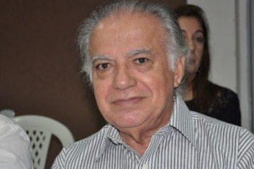 prof 360x240 - Professor e historiador, José Antônio de Albuquerque é transferido para hospital de Recife após sentir fortes dores