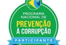 Prefeitura de São Bento recebe Selo pela Adesão ao Programa Nacional de Prevenção à Corrupção