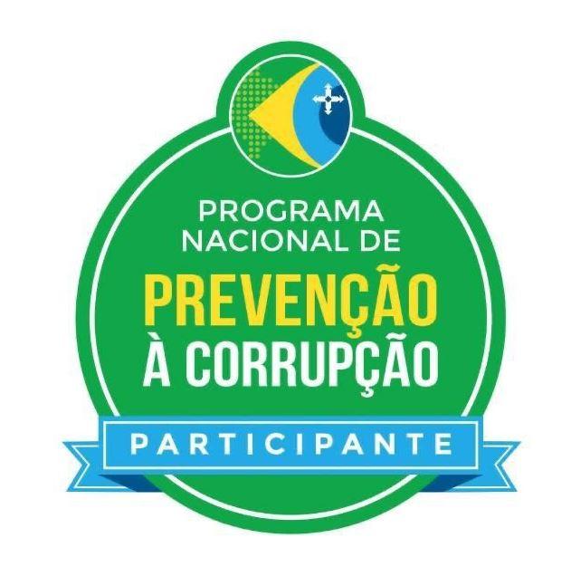 pto - Prefeitura de São Bento recebe Selo pela Adesão ao Programa Nacional de Prevenção à Corrupção