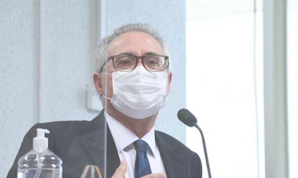 ren - Renan Calheiros decide adiar entrega de relatório final da CPI da Covid