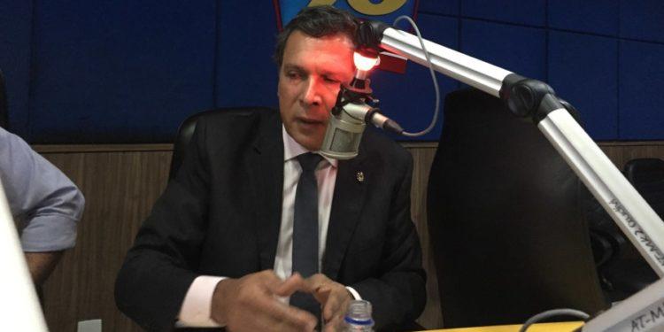 """ricardo barbosa 98 e1568973904532 750x375 1 - Ricardo Barbosa evita adiantar posicionamento sobre votação das contas de RC, mas adianta: """"Vamos tirar uma posição, certamente, colegiada"""""""