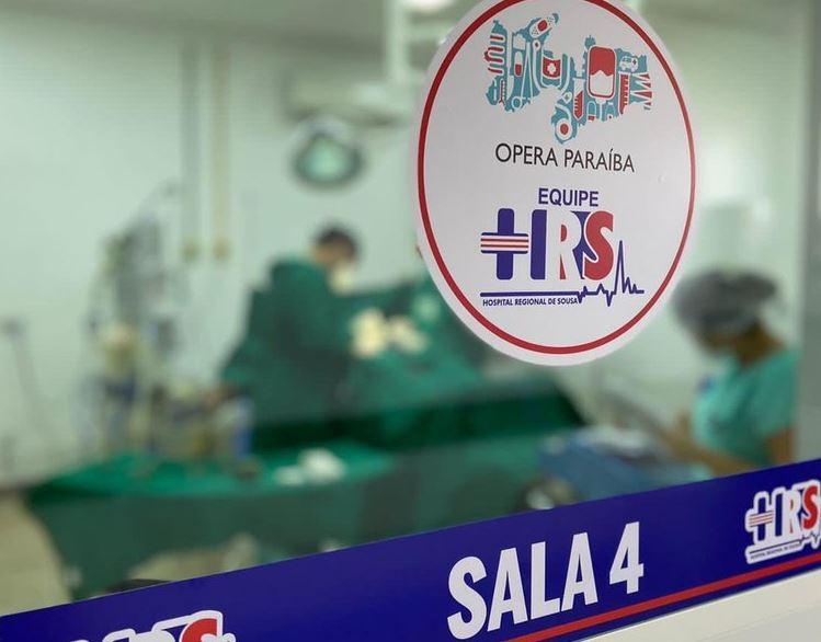 sala - Opera Paraíba realiza 138 cirurgias eletivas no último fim de semana de setembro
