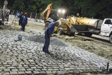 Após 18 dias de obras, trânsito da Avenida Pedro II será liberado nesta sexta-feira