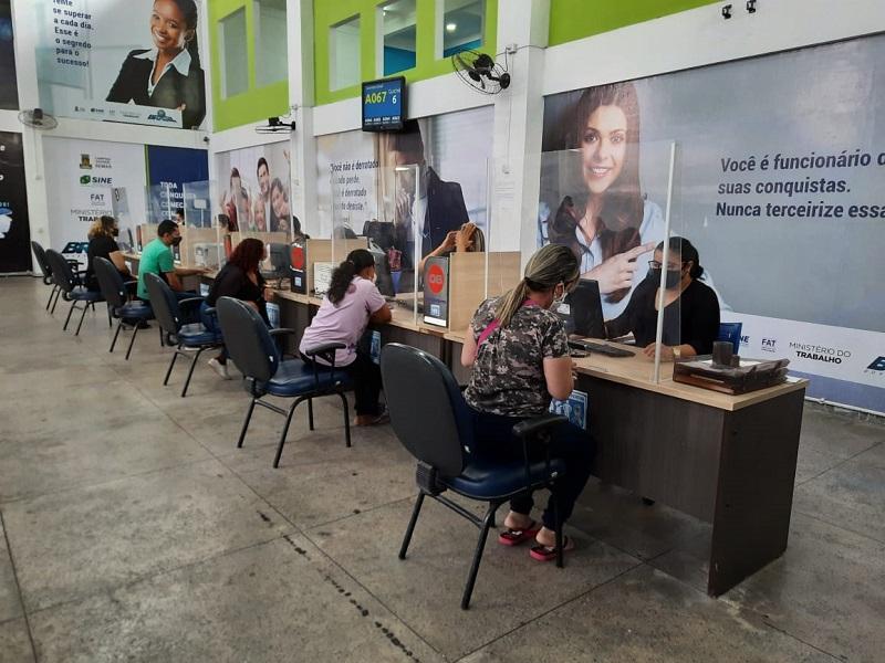 Sine de Campina Grande oferece mais de 30 vagas de emprego nesta semana