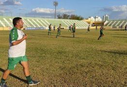 Sousa define reapresentação para disputa da Pré-Copa do Nordeste