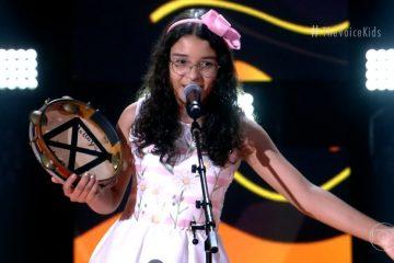 the voice kids helloysa do pandeiro globo 360x240 - THE VOICE KIDS: No voto, paraibanos se unem para tornar a areiense Helloysa do Pandeiro campeã