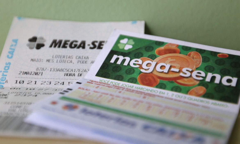 trbr2424 - Mega-Sena sorteia nesta quarta-feira prêmio de R$ 3 milhões