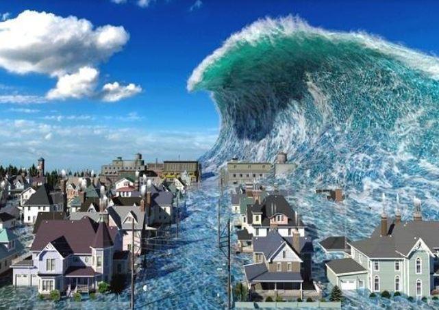 tsunami - FATO OU FAKE: Tsunami pode atingir costa do Brasil