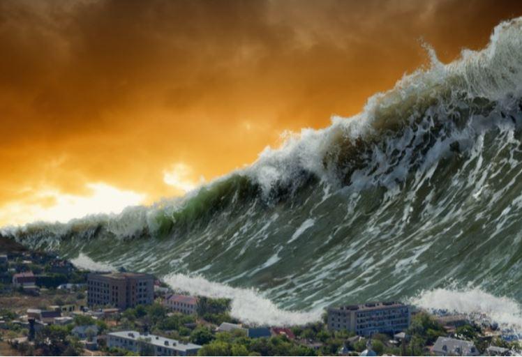 tsunamii - Pesquisa mostra que litoral da Paraíba já foi atingido por tsunami