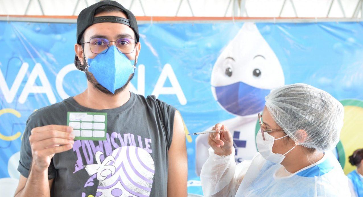 IMUNIZAÇÃO: Campina Grande retoma vacinação de público geral com adolescentes a partir dos 17 anos