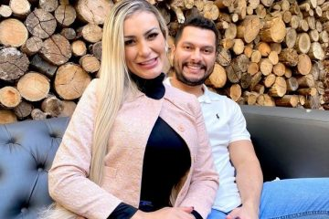 """urach 360x240 - """"Não estou bem"""", diz Andressa Urach ao anunciar fim do casamento; modelo está grávida do empresário"""