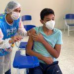 vacina adolescentes cg 150x150 - COVID: João Pessoa vacina adolescente 12+ com primeira dose e idosos 60+ com terceira dose