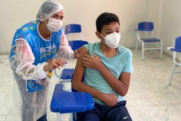 vacina adolescentes cg 360x240 - Campina Grande suspende vacinação contra Covid-19 neste domingo