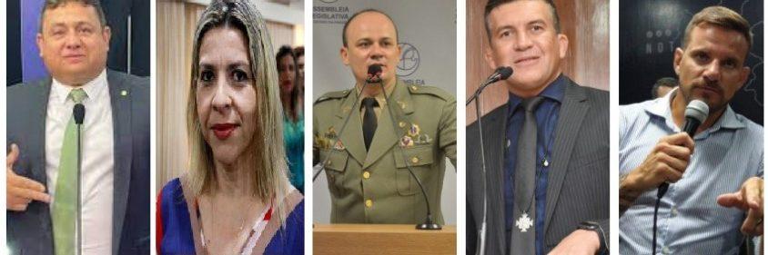 vereadores e1630969085853 - Com ausências de Romero e Bruno, saiba quais lideranças da direita vão aos atos de apoio a Bolsonaro nesta terça (07) em CG e JP