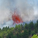 vulcao 150x150 - ACOMPANHE AO VIVO: Jornal espanhol transmite erupção do vulcão nas Ilhas Canárias