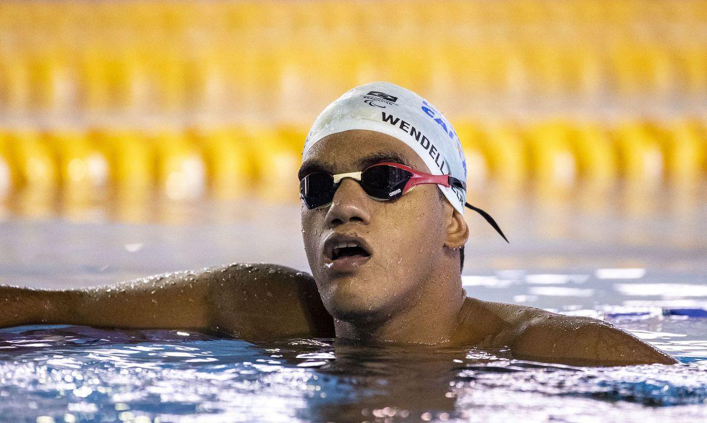 wendel berlamino bronze paralimpiada nat - 'Sem Censura' recebe medalhista Wendell Belarmino, ouro na Paralimpíada de Tóquio