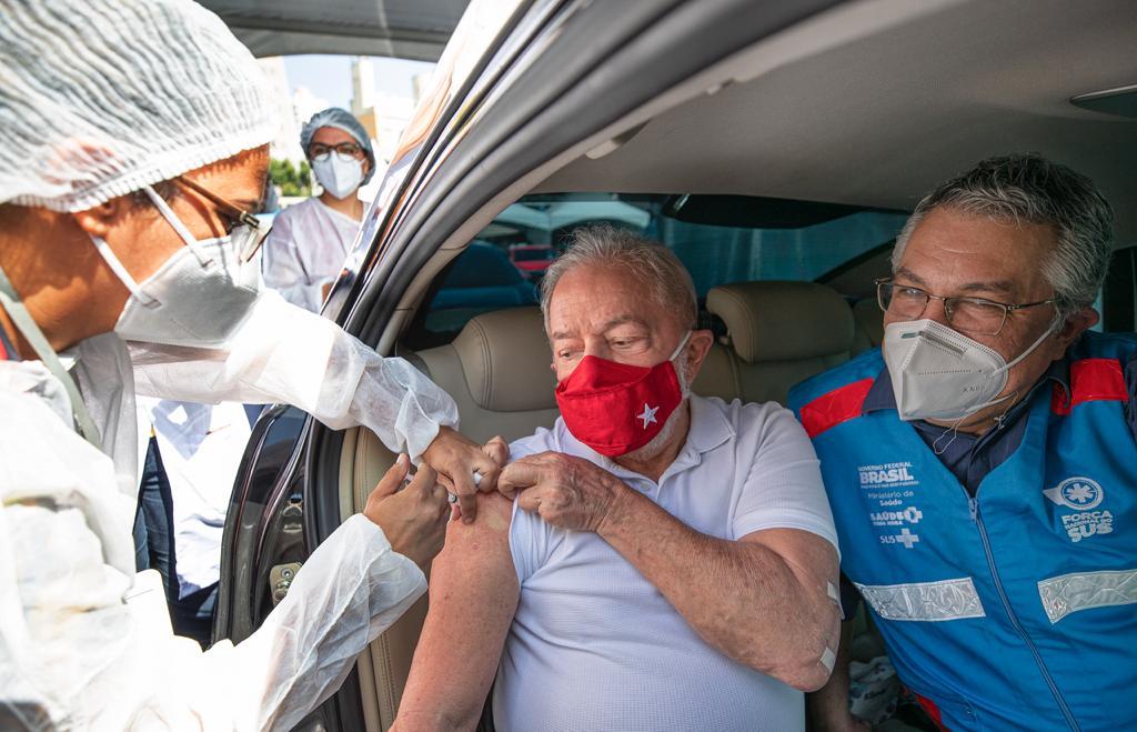 whatsapp image 2021 03 13 at 10.49.27 - Ex-ministro da Saúde aconselha Lula a não ir a atos de 7 de Setembro para não gerar aglomerações