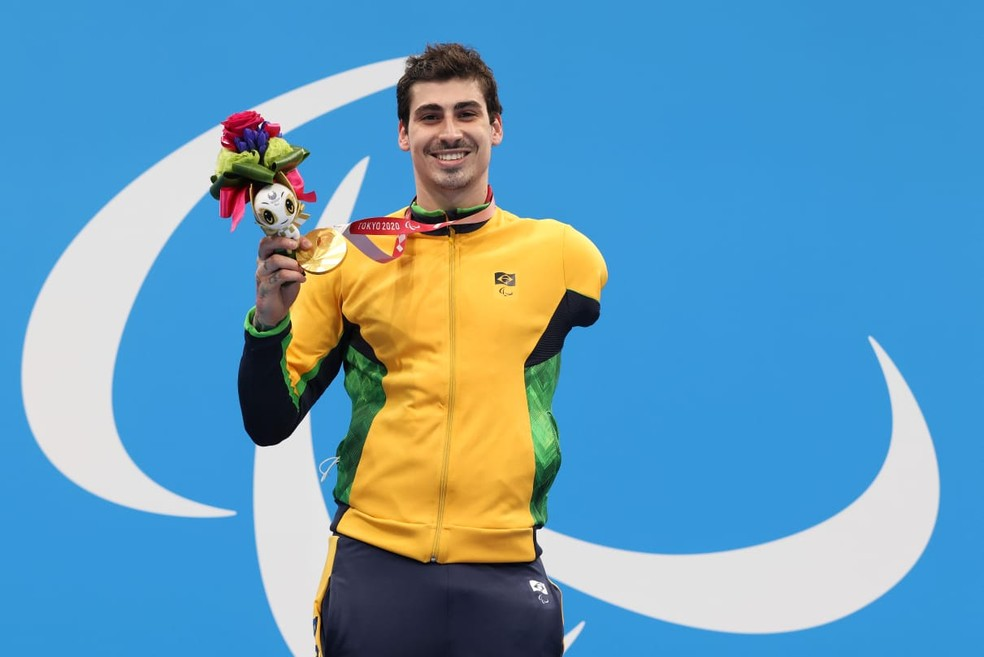 whatsapp image 2021 09 02 at 06.01.45 - PARALIMPÍADAS: Glock ganha o 7º ouro do Brasil na natação