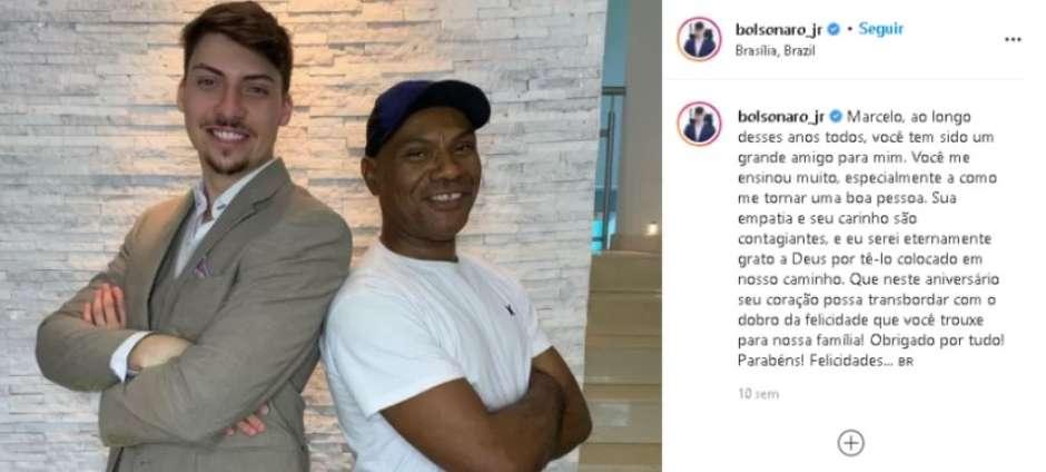 whatsapp image 2021 09 03 at 08.55.35 - Ex-assessor da família Bolsonaro revela que devolvia 80% dos salários