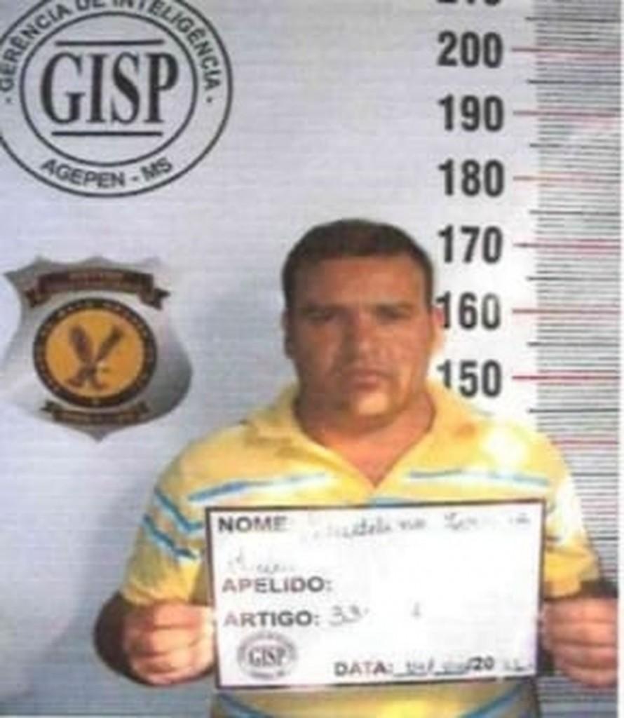 whatsapp image 2021 09 08 at 10.09.21 - 'ARRASTÃO EM AEROPORTO': Mentor de roubo de aviões fugiu de prisão de segurança máxima