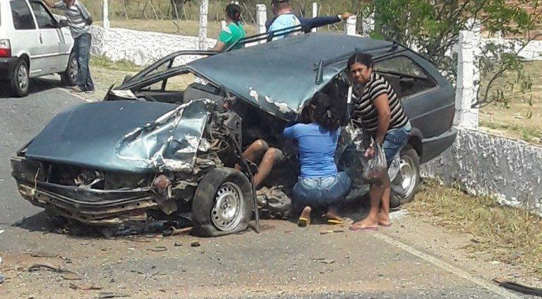 whatsapp image 2021 09 14 at 16.53.21 e1631669959492 - TRAGÉDIA: homem morre em acidente entre carro e ambulância, no Agreste da Paraíba