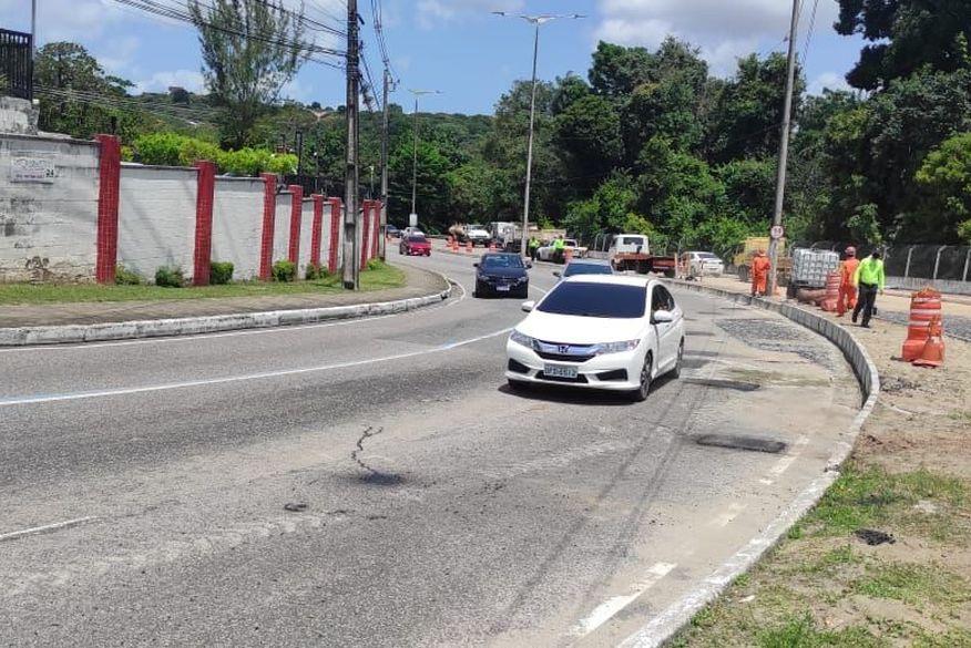 whatsapp image 2021 09 17 at 120738 - BAIRRO-CENTRO: Faixa da esquerda na Av. Pedro II é liberada para tráfego