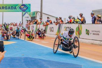 Competição de resistência encerra etapa de João Pessoa da Copa Brasil de Paraciclismo