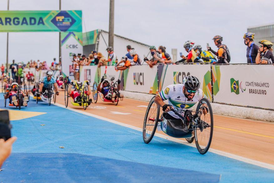 whatsapp image 2021 09 26 at 130033 - Competição de resistência encerra etapa de João Pessoa da Copa Brasil de Paraciclismo