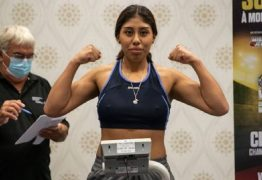 Boxeadora morre cinco dias depois de sofrer nocaute
