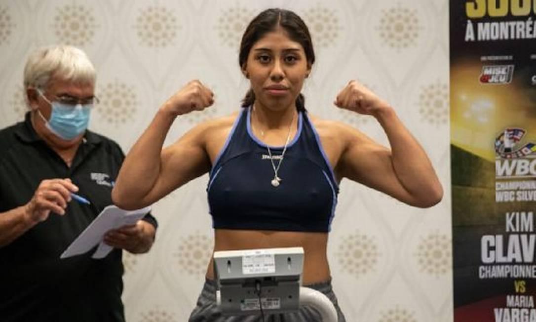 xA mexicana Jeanette Zacarias Zapata lutava em Montreal.jpg.pagespeed.ic .1SCZWEsifU - Boxeadora morre cinco dias depois de sofrer nocaute