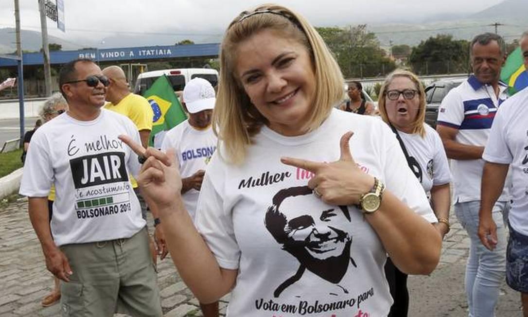 xana cristina.jpg.pagespeed.ic .FAtr rheTz - CPI DA COVID: A pedido de um lobista, ex-mulher de Bolsonaro acionou o Planalto para influenciar em nomeações de órgãos públicos