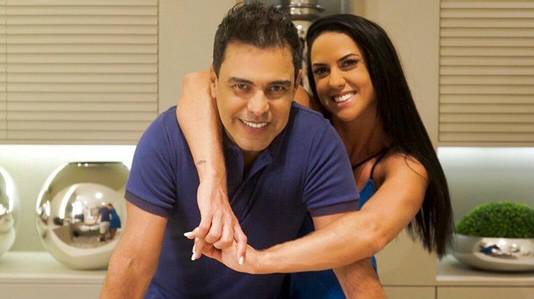 zeze di camargo e graciele lacerda - Graciele Lacerda faz tratamento para engravidar de Zezé Di Camargo e conta a principal dificuldade do casal