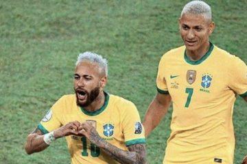"""Craque da seleção brasileira discute com jornalista: """"Seu otário do caral…"""""""