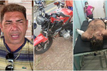 046E3DFB 3104 4EAC AA4F 5352130EF4DF 360x240 - Cantor Edésio Nascimento, o 'Milionário do Brega', sofre acidente de moto no Maranhão
