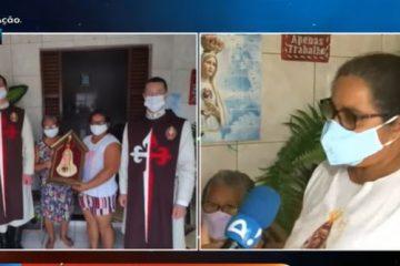 DENÚNCIA DE GOLPE: Mãe e filha acusam falsos padres na Paraíba 'pediram cartão de crédito e doações' – VEJA VÍDEO