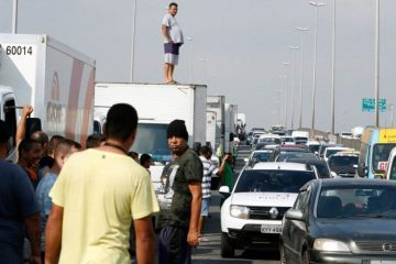 MANIFESTO CONTRA PETROBRAS: Frente parlamentar dos caminhoneiros manda ofício a Bolsonaro