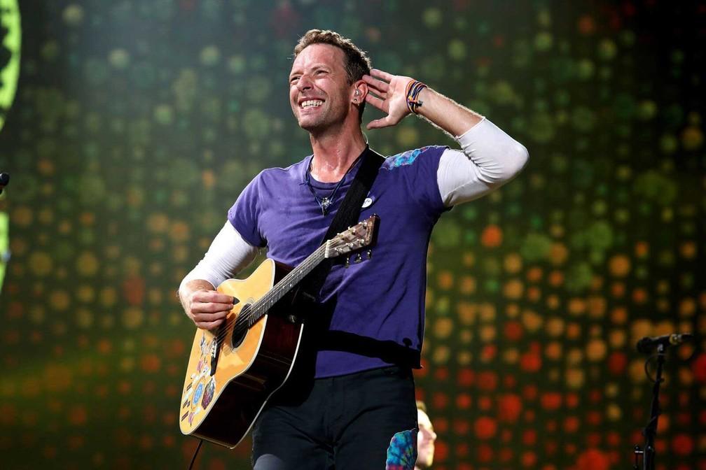 13 - Rock in Rio 2022 anuncia Coldplay no Palco Mundo no dia 10 de setembro