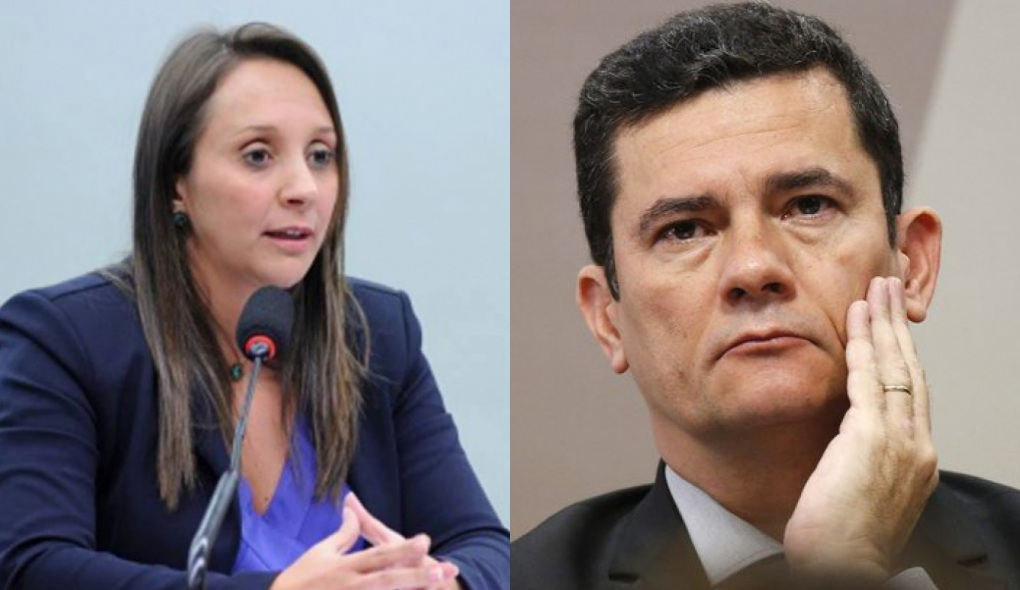 1633534854567705 - Sergio Moro 'está bem entusiasmado' com a candidatura, diz presidente do Podemos