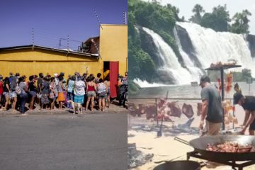 """""""De um lado esse carnaval, de outro a fome total"""" – Por Vinicius Souza"""
