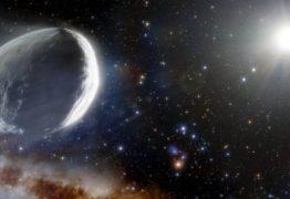 """Maior cometa já descoberto está viajando na direção da Terra: """"Cerca de 31 vezes maior"""""""