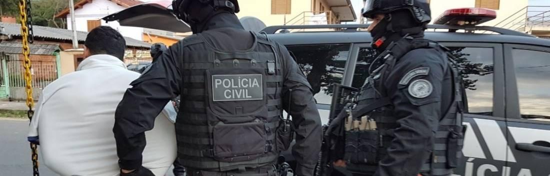 1 draco1 19172007 - OPERAÇÃO LOKI: Policial suspeito de fraudar concursos públicos é preso