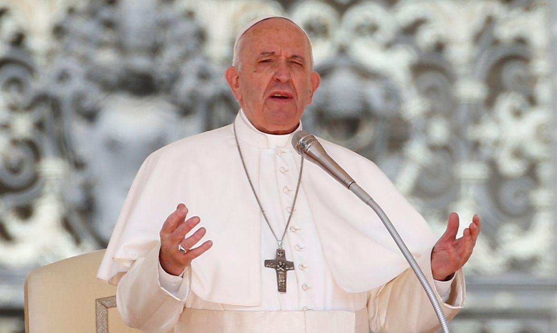 2019 05 01t074943z 1345564066 rc17e3d79900 rtrmadp 3 pope generalaudience - Papa, líderes religiosos e cientistas fazem apelo urgente à COP26