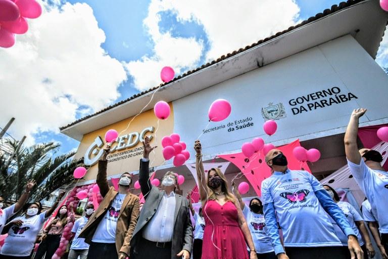 28a44f65 ba5a 4b32 8a8f 8c913fb71a1d - João Azevêdo abre campanha Outubro Rosa e destaca ampliação de exames de mamografia para assegurar diagnóstico precoce