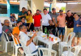 Wilson Santiago recebe novos apoios em Damião e em São Vicente do Seridó: 'parcerias em prol do trabalho'