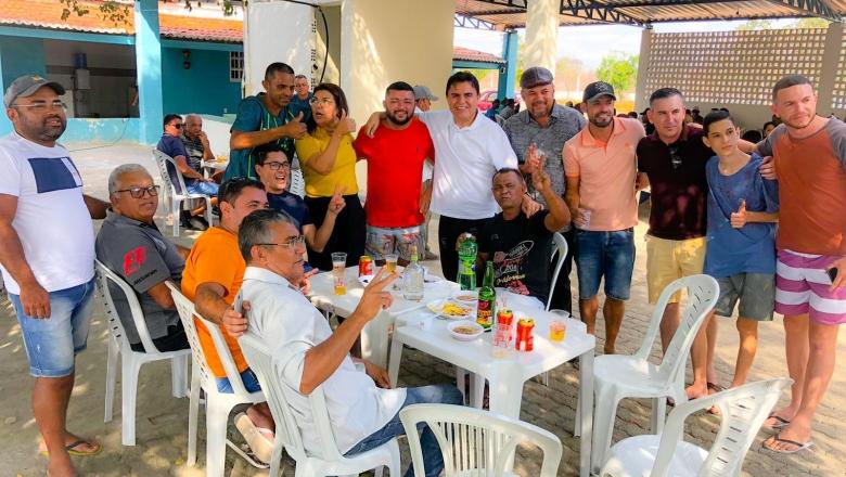 2e6ceedaeb13e170c41bb0b7e4a90eed 780x440 - Wilson Santiago recebe novos apoios em Damião e em São Vicente do Seridó: 'parcerias em prol do trabalho'