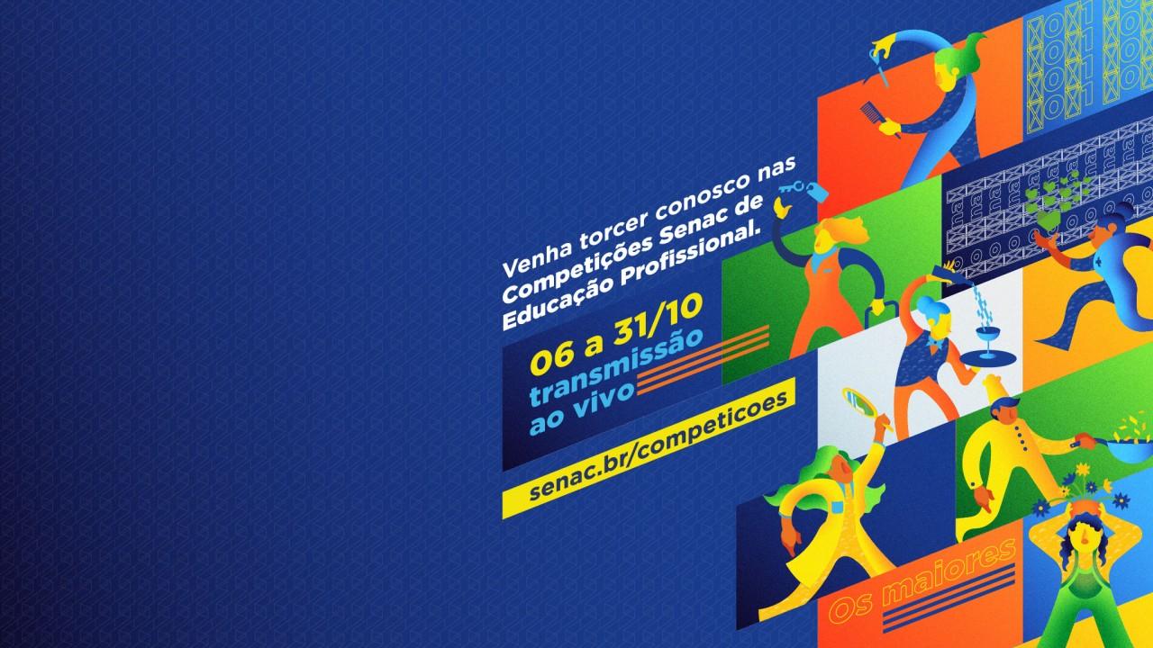 4277c7c3 8421 41c2 b34f 37491adc2e12 - Senac Paraíba participa da 3° edição da Competição Senac de Educação Profissional no Espírito Santo
