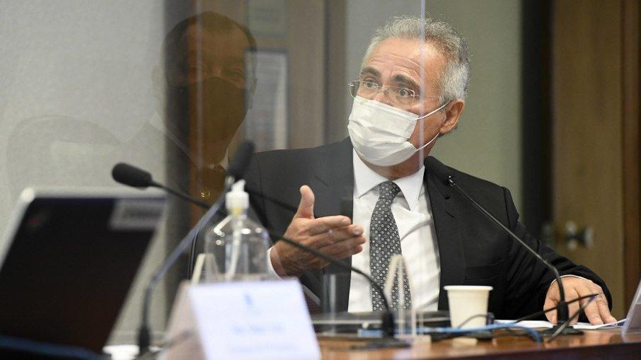 """4w63w628f72ztz5ux6ptatq62 - INDICIAMENTO POR 11 CRIMES: """"Bolsonaro tem razão de ficar chateado, mas houve homicídio"""", diz Renan"""