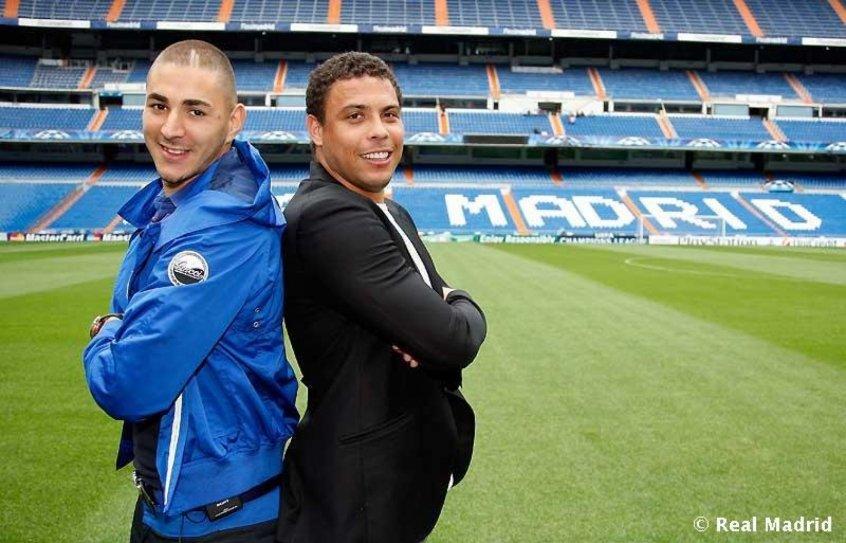 """616867c7edf40 - Ronaldo diz que Benzema merece ganhar a Bola de Ouro 2021: """"Melhor atacante"""""""