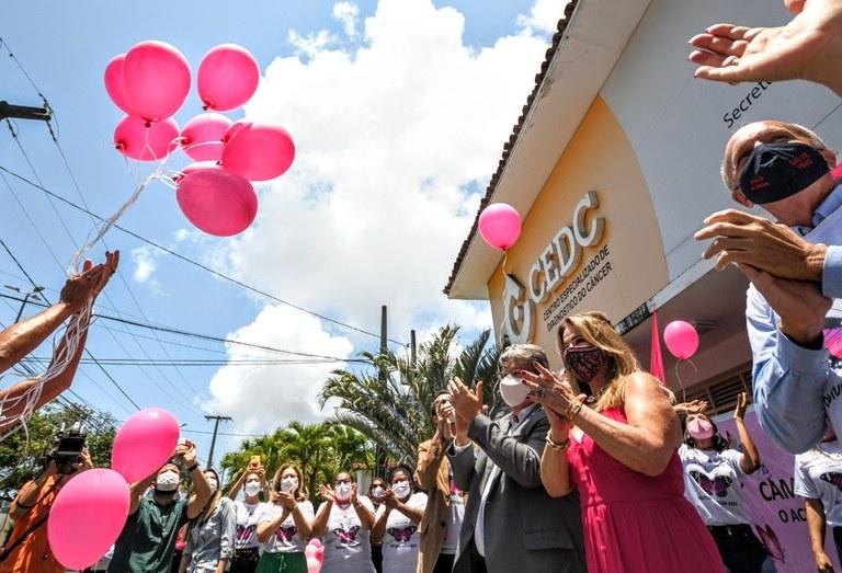 61e688b8 cdc4 4e15 88dd 604fcf7d13b1 - João Azevêdo abre campanha Outubro Rosa e destaca ampliação de exames de mamografia para assegurar diagnóstico precoce