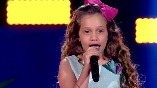 7370378 - ESTRELAS PARAIBANAS: conheça as crianças que já passaram pelo palco do The Voice Kids